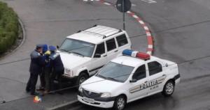 Un bărbat a fost reținut de Poliție la Ploiești, în timpul paradei de 1 Decembrie!