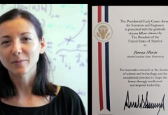 Cine este câmpineanca premiată de președintele american Donald Trump pentru știință și cercetare