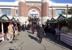 """Incă un târg de Crăciun în centrul Ploieştiului. Hale şi Pieţe a lansat azi """"Serbările Iernii"""""""