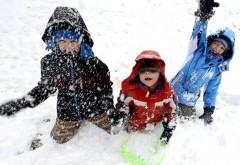 Vacanţa de iarnă 2019. Câte zile vor sta elevii acasă