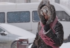 Primul weekend de iarnă: scad temperaturile și încep ninsorile