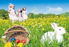 Paştele ortodox şi cel catolic, sarbătorit în acceaşi anul acesta. Vezi când