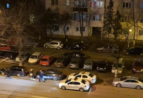 VIDEO: Scandal pe Bulevardul Republicii. Un bărbat a fost reținut