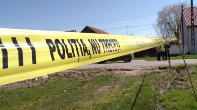 Un barbat a fost injunghiat de sotie, la Paulesti. Femeia a fost retinuta