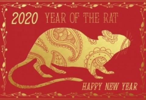 Am intrat în Anul Șobolanului: profețiile din horoscopul chinezesc