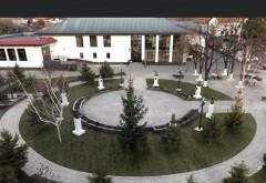 Zi marcanta, parte din programul Centenar Trianon: Pe 24 ianuarie a fost inaugurat Parcul Unirii in Valenii de Munte