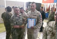 4 jandarmi ploieșteni au reprezentat cu succes România în treatrul de operațiuni NATO din Afghanistan