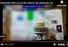 Perchezitii la traficanti de droguri din Prahova. Substante de mare risc aduse din Spania erau vandute in judet