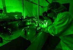 Au început primele experimente cu laserul de la Măgurele, cel mai puternic din lume