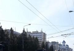 """Un convoi militar a plecat ieri din Ploieşti către Otopeni, pentru instalarea spitalului mobil la Institutul """"Ana Aslan"""""""