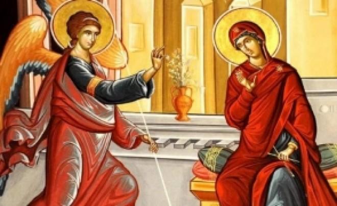 Sărbătoare mare pentru creștini: Buna Vestire. Ce nu ai voie să faci în această zi și superstițiile populare