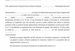DOCUMENT Modelele de formulare pentru obţinerea indemnizaţiei de şomaj tehnic, publicate în Monitorul Oficial