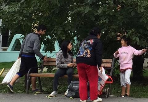 În plină stare de urgenţă, romii îşi fac de cap, carantinaţii se imbata