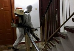 Lista adreselor din Ploiești unde astăzi se va face dezinfecția la nivelul blocurilor