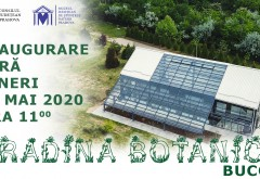 Invitatie pentru prahoveni: Gradina Botanica Bucov inaugureaza pe 22 mai o serã cu plante exotice