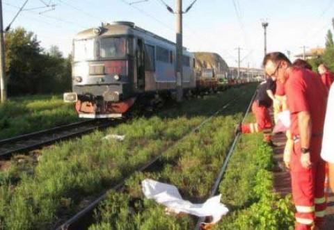 Tragedie in Prahova! Un tanar de 18 ani din Ploiesti a murit calcat de tren, intre Floresti si Buda