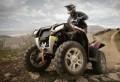 Jandarmii prahoveni au amendat trei persoane pe care le-au surprins în timp ce se deplasau cu ATV-urile pe o pajişte alpină