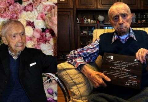 Un prahovean devine cel mai batran barbat in lume, dupa decesul lui Bob Weighton (112 ani)