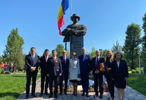 Tratatul de la Trianon la Centenar - Importanti oameni politici, prezenti la evenimentul organizat de SMV Ploiesti pe Aleea Fauritorilor Unirii din Parcul Bucov