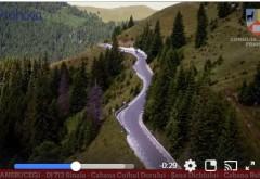 A fost redeschis DJ 713-Transbucegi, drumul care străbate Platoul Bucegi la mare altitudine