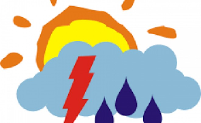ALERTĂ ANM: Codul Galben de ploi, prelungit până luni, pentru toată țara