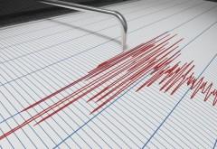 Cutremur în România vineri dimineață. Este al doilea produs în același loc săptămâna aceasta