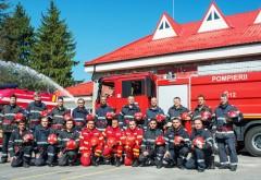 Prahova: 9 pompieri de la Detasamentul Campina au COVID-19