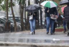 Avertisment de vreme rea: Meteorologii anunță ploi și vânt pentru întreaga țară