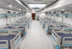 Prima din cele patru unități mobile de Terapie Intensivă, achiziționate prin proiectul susținut și de Rompetrol - KMG International, a fost adusă la Spitalul Județean de Urgență Ploiești