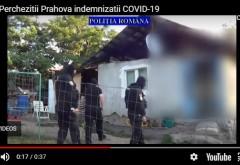 Perchezitii in Prahova la persoane care au obtinut indemnizatie COVID-19 in mod ilegal