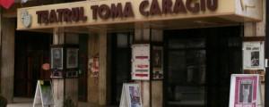 Spectacolele in aer liber ale Teatrului Toma Caragiu in perioada 27 iulie – 2 august