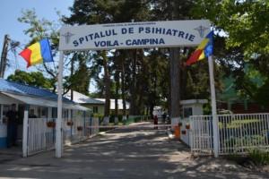Focar de COVID-19 la Spitalul de Psihiatrie Voila din Câmpina