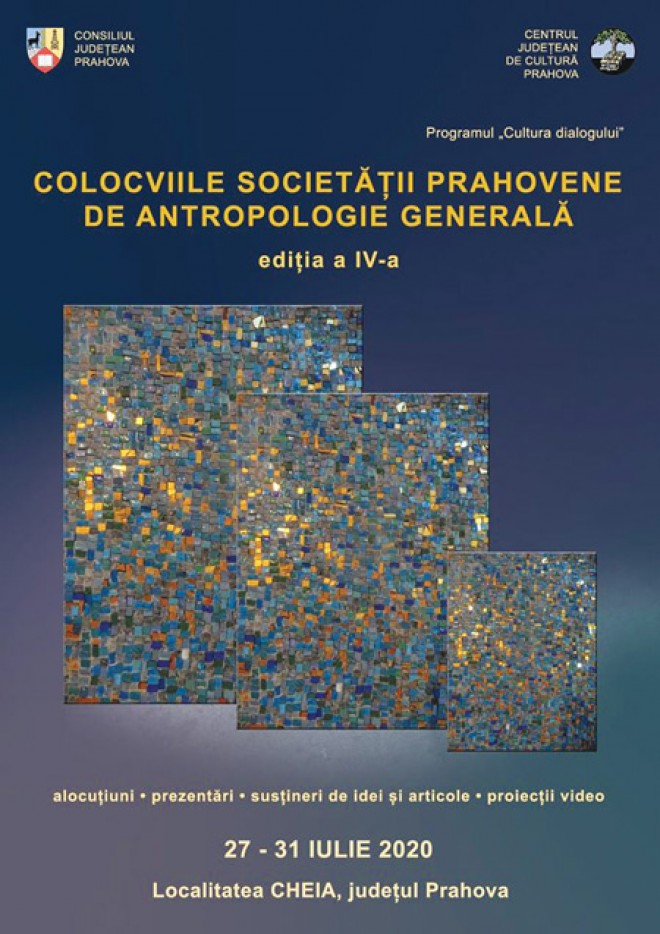 O noua ediție a Colocviilor Societății Prahovene de Antropologie Generală, la Cheia