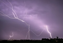 Avertizare ANM: Cod galben de furtuni in toata Prahova