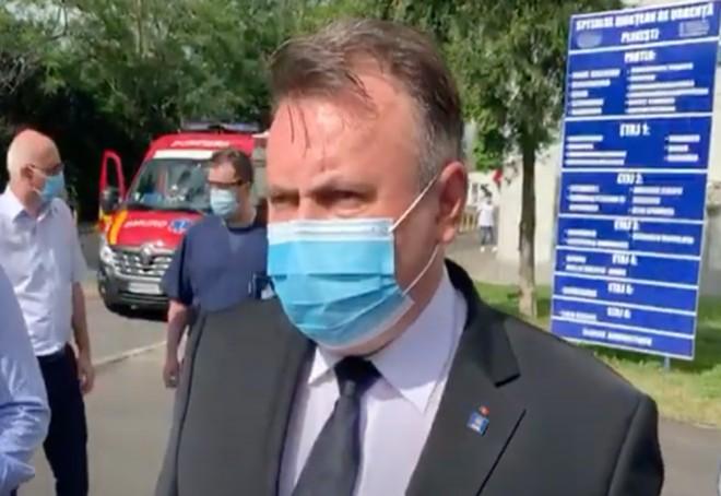Nelu Tataru, la Ploiesti: România va primi 1.290.000 de doze din prima tranșă de vaccin anti-Covid cumpărat de UE