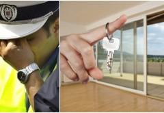 Un poliţist a refuzat mită un apartament şi 1.000 de euro, de la un şofer fără permis