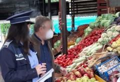 Controale ale politistilor si jandarmilor, in Prahova. Cine nu poarta masca, amendat!