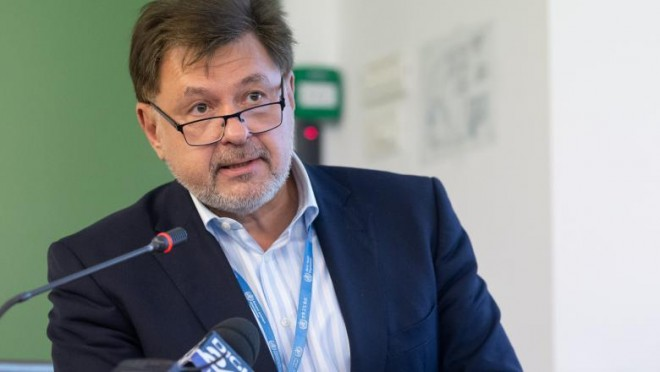 Alexandru Rafila: În realitate, în România, se îmbolnăvesc 40,000 de persoane într-o zi! Numărul de îmbolnăviri este de 10 ori mai mare!