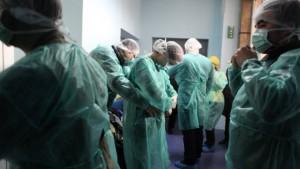 """Solidaritatea Sanitară acuză: """"Cifre false în raportările Covid"""""""