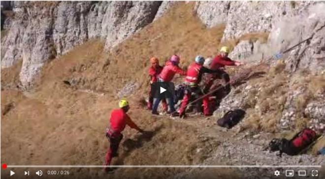 Zbor mortal cu parapanta, în Bucegi. Un tanar de 32 de ani si-a pierdut viata dupa ce a cazut de pe Varful Caraiman/ VIDEO