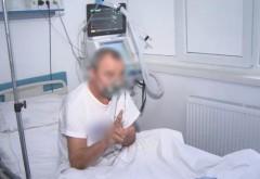 Acuzaţii la Spitalul din Ploieşti. Pacient cu COVID, uitat în izolator două zile cu masca de oxigen pe faţă