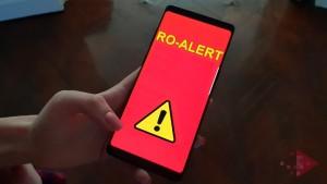 ATENTIE! Va fi emis mesaj RO-ALERT in Ploiesti si localitatile cu peste 4 cazuri la mia de locuitori