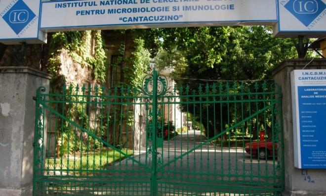 Institutul Cantacuzino lansează un medicament care creşte imunitatea