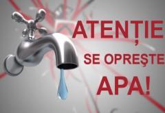 Anunt HIDRO PRAHOVA: Se opreste apa potabila in comuna Calugareni