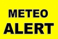 ALERTĂ METEO - Cod galben de ninsori abundente în Prahova si alte 13 judeţe/ HARTA zonelor afectate