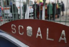Cele trei scenarii pentru redeschiderea școlilor în 8 februarie