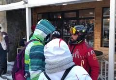 Idiotii zilei! Un salvamontist, bruscat pe partie in Buşteni de un grup de turisti ofuscati ca Ambulanta le sperie copiii
