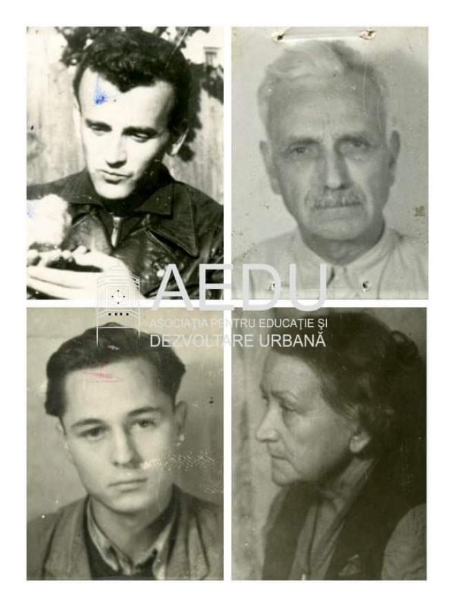 Ploieșteni în temnițele comuniste. Astăzi este ziua națională a deținuților politici anticomuniști.
