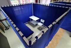 Ce tip de ser va fi utilizat în noile centre de vaccinare care vor fi operaţionalizate în Prahova