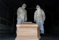 Noi reguli privind inmormantarea, în cazul deceselor asociate Covid